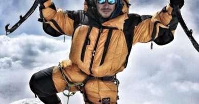 нирмал пурджа алпинист, върхове