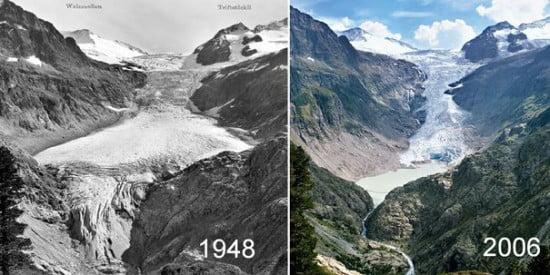 глетера трифт швейцарски алпи