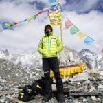 Алекс Чикон тръгна към атака на Еверест