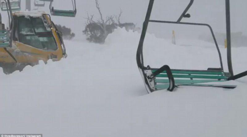австралия-сняг-ски-курорти