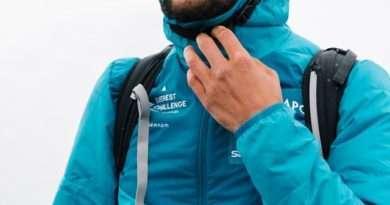 Серак спря Анджей Баргиел от спускане със ски от Еверест