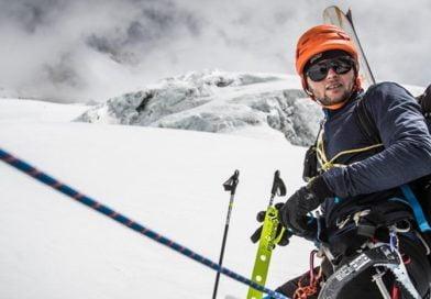 На ръба на реалното – спускане със ски от К2
