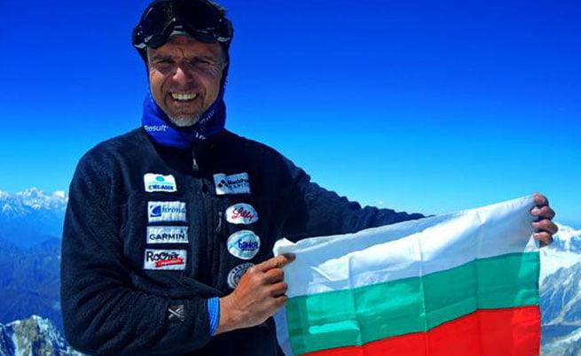 Боян Петров с девети осемхилядник! Успех на Гашербрум II