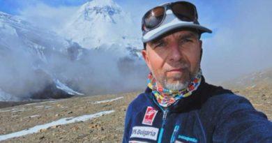 Операцията приключи – Боян Петров остава завинаги по склоновете на Шиша Пангма