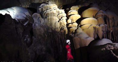 Откриха 19 гигантски пещери около подземна река в Китай (ВИДЕО И СНИМКИ)