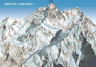 649 алпинисти атакуват Хималаите тази пролет