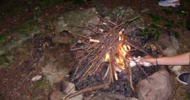 огън, огнище