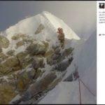 Алпинисти потвърдиха – Стъпалото на Хилари вече го няма
