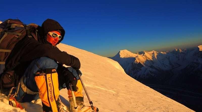 иван томов алпинист, върхове
