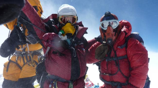 кати сара еверест