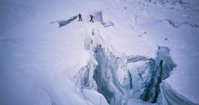 Зимният опит за траверс на Гашербрумите едва не завърши трагично. Моро и Лунгер евакуирани, след пропадане в цепнатина