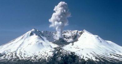 вулкан свети хелънс