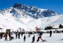 ски курорт в мароко