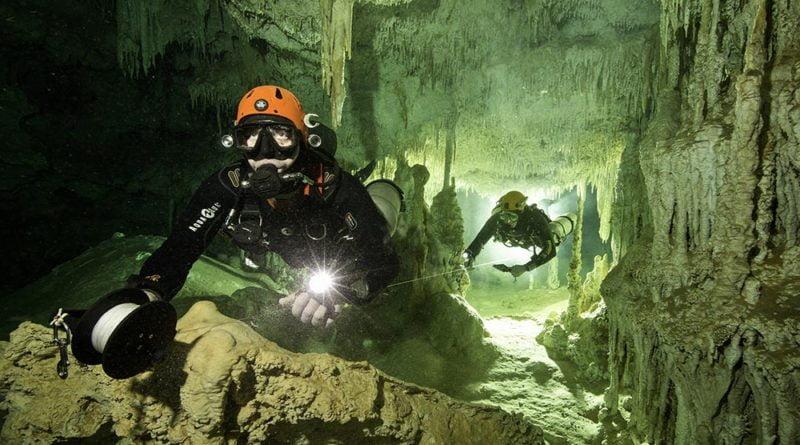 сак актун пещерна система мексико