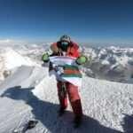 Скатов изкачи Дхаулагири, 4-ти осемхилядник за годината