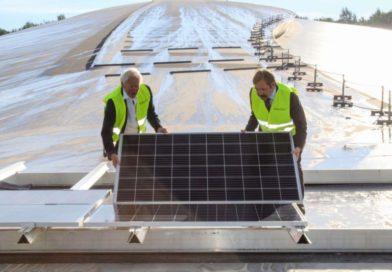 Ски зона в Колорадо стана първата в света с изцяло соларно захранване