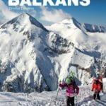 """Книгата """"Skiing the Balkans"""" вече на пазара"""