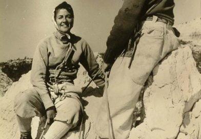Почина бабата на френския алпинизъм Соня Ливано