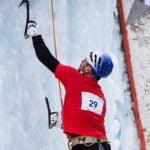 Тихомир Димитров 12-ти на Световното първенство по ледено катерене