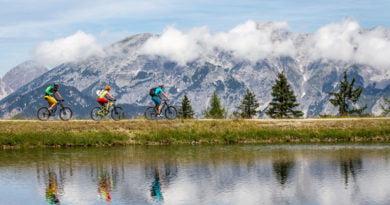 Летни приключения в Тиролските Алпи