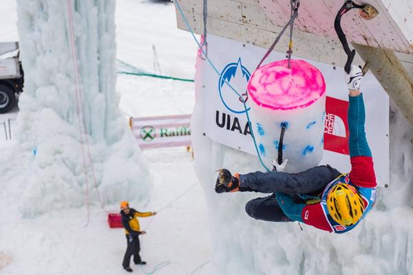 Хохот – столицата на леденото катерене на Зимните Олимпийски игри'2018