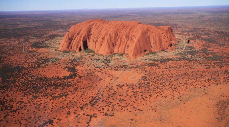 връх Улуру , Австралия