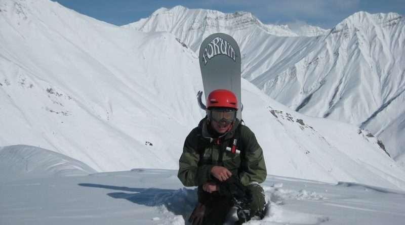 владимир павлов сноуборд