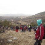 700 души изкачиха връх Стража в защита на трънската природа (ВИДЕО)