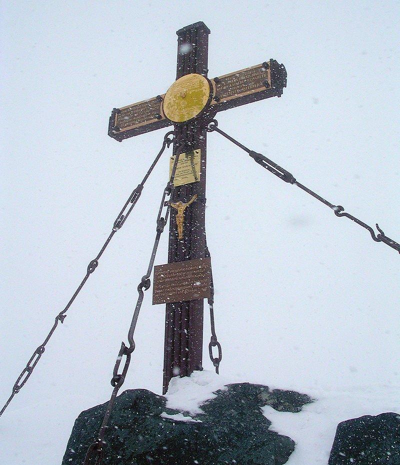 кръстът на гросглокнер