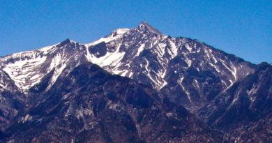 връх уилямсън калифорния