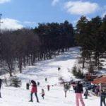 Ски сезонът в курорта Св. Константин край Пещера започна