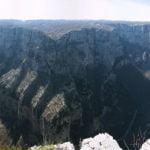 ВИКОС – най-дълбокият каньон в света