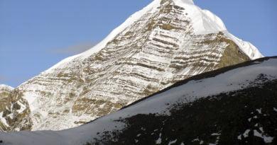 връх амотсанг, хималаи, непал