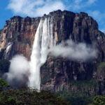 Изкачване на водопада Анхел (ВИДЕО)