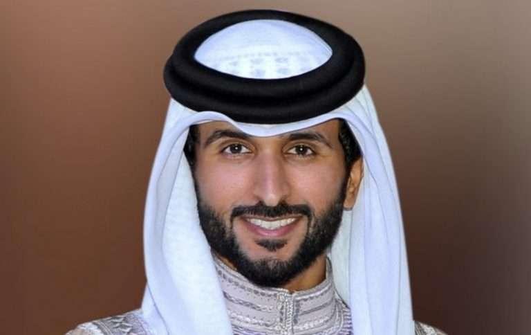 принцът на Бахрейн