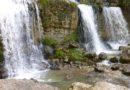 дория водопади алпи