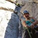 Емили Харингтън - първата жена по Golden Gate на Ел Капитан за ден