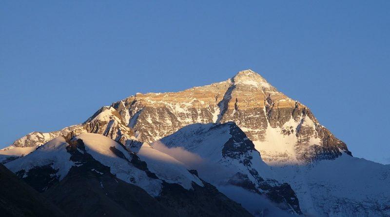 задръстване на еверест, върхове