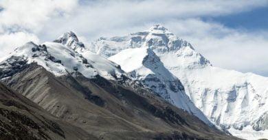 еверест север тибет китай