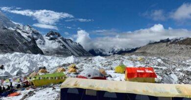 базова лагер на еверест