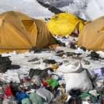 Три тона отпадъци свалени от Еверест