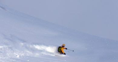 фрийрайд, екстремно ски спускане