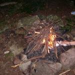 Три начина за бързо палене на огън  (ВИДЕО)