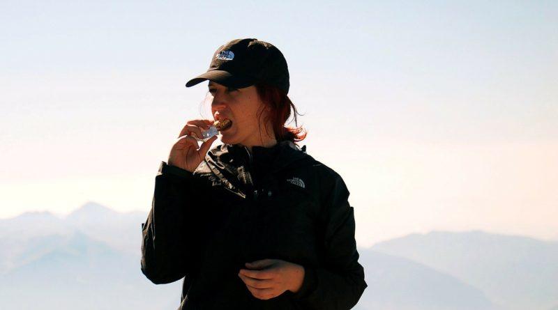 хранене в планината, Върхове