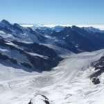 """Топи се """"Алеч"""" - най-големият ледник в Алпите"""