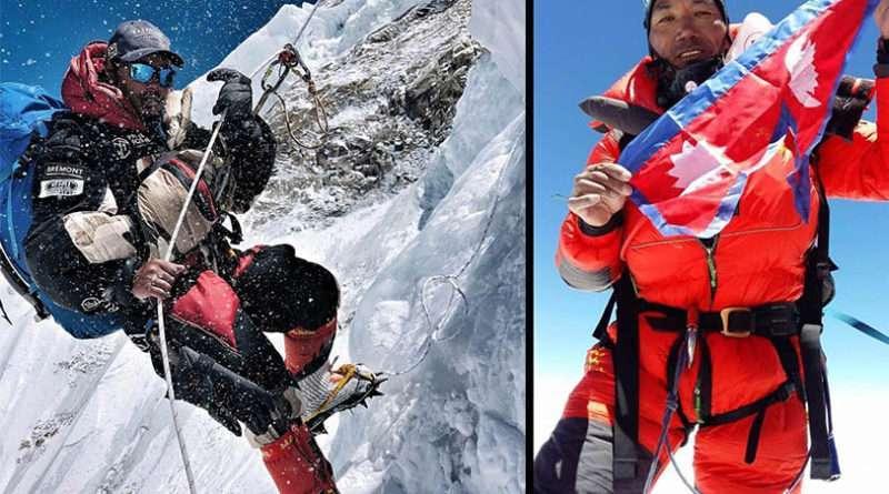 рекорди в хималаите, върхове