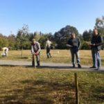 Изграждат спортна площадка на Игликина поляна