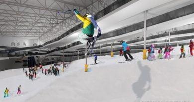 норвегия закрит ски център