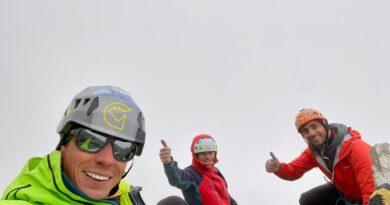 трима италианци с нов тур на матерхорн