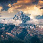 Планините дишат: изхвърлят 100 мегатона въглерод в атмосферата годишно